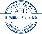 Certified by ABD, the American Board of Dermatology